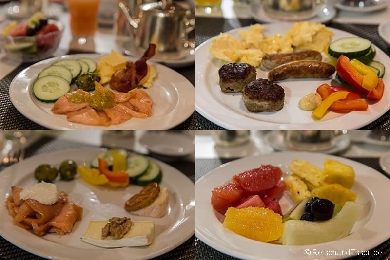 Frühstück im Grand Hotel Mussmann
