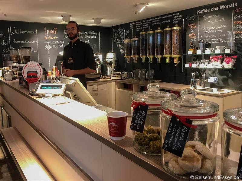Hannoversche Kaffeemanufaktur - Hannover Nascht
