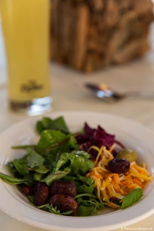 Salat zum Grillabend
