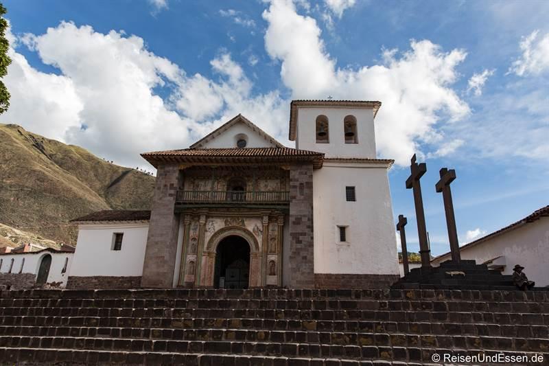 Kirche in Andahuailillas