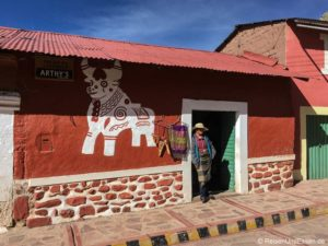Sonnenroute von Puno nach Cusco