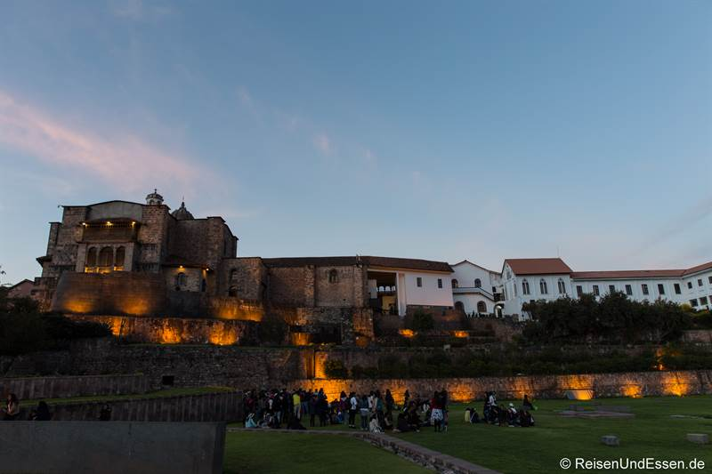 Qoricancha - Sehenswürdigkeiten in Cusco