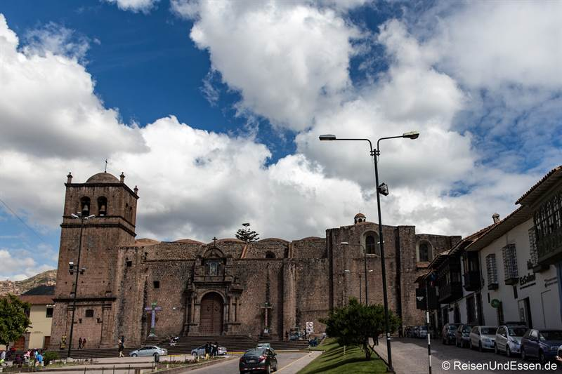 Kirche San Francisco - Sehenswürdigkeiten in Cusco