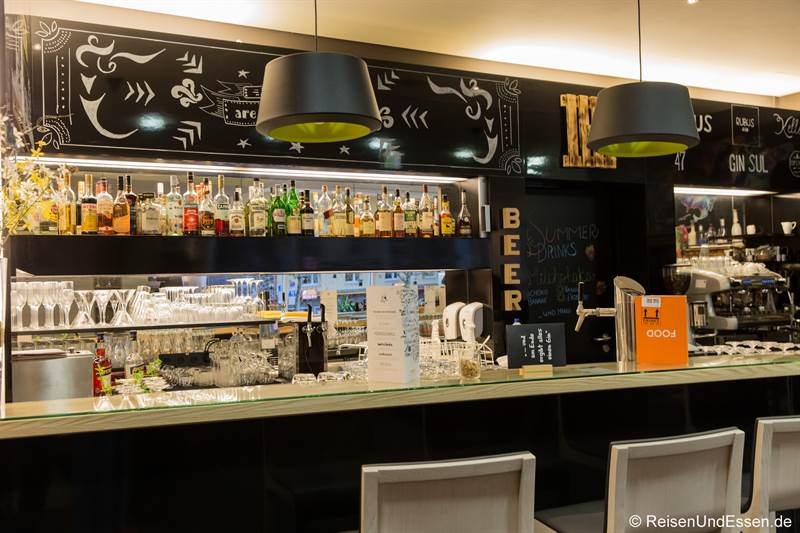Bar im Mercure Hotel Stuttgart City Center