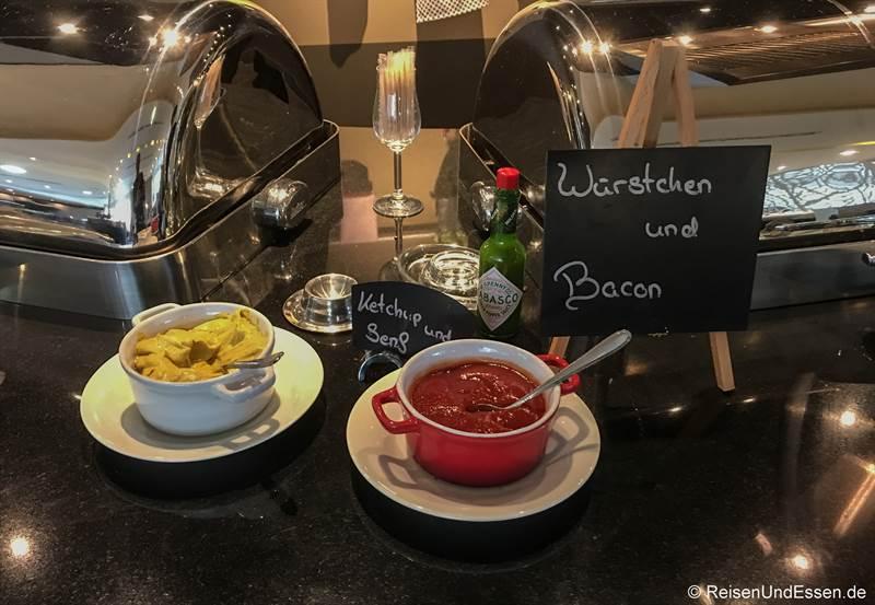 Frühstück-Buffet im Mercure Hotel Stuttgart City Center