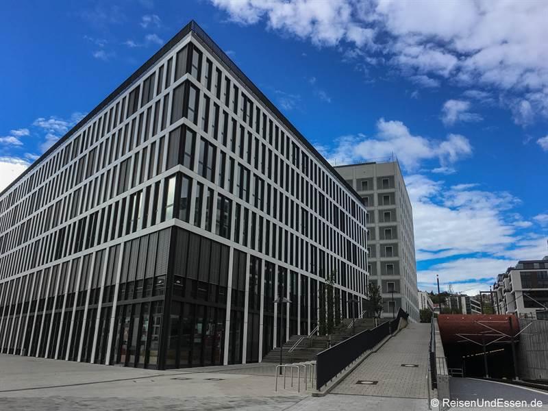 Europaviertel in Stuttgart