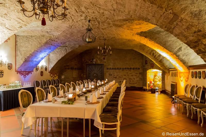Wappensaal im Maritim Hotel Fulda