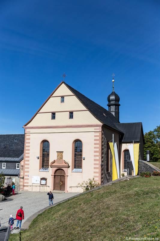 Wallfahrtskirche auf dem Kreuzberg