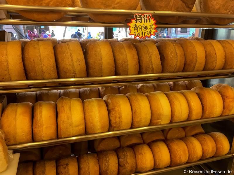 Großes Brot in Harbin