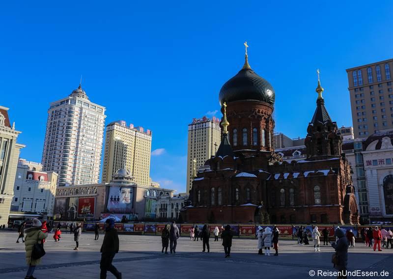 Russische Sophienkathedrale in Harbin