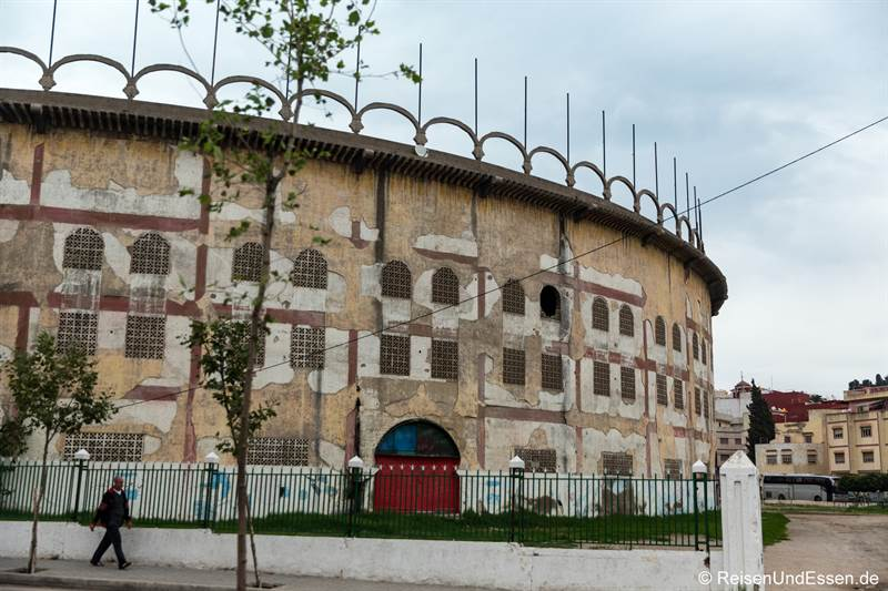 Plaza de Toros in Tanger