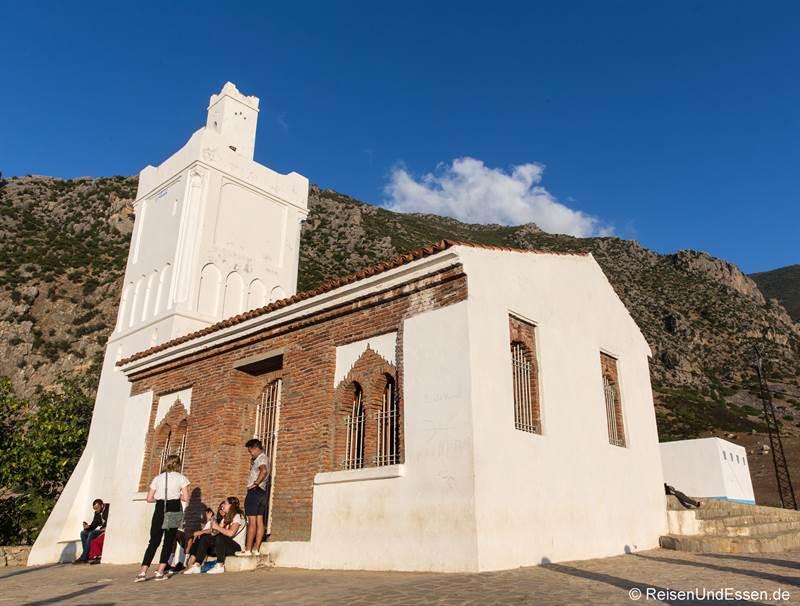 Spanische Moschee in Chefchaouen