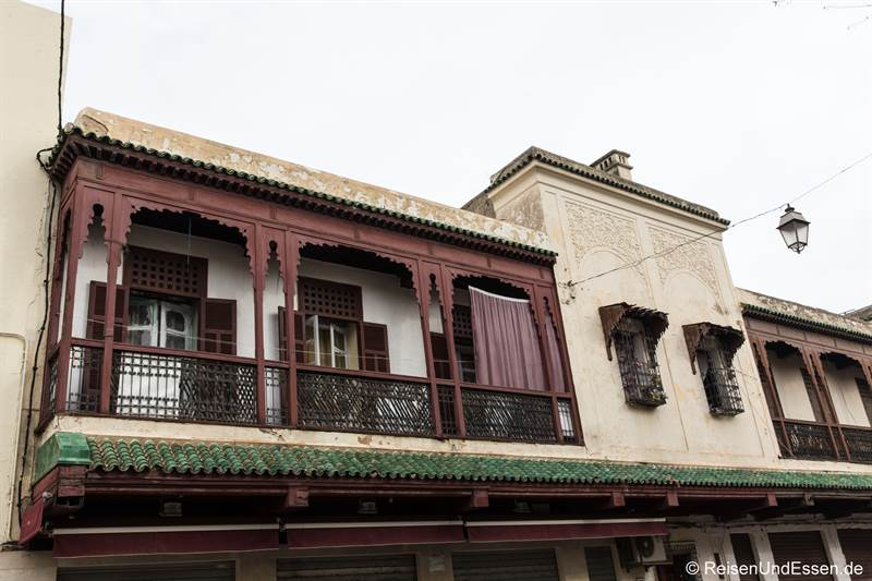 Haus im jüdischen Viertel in Fes