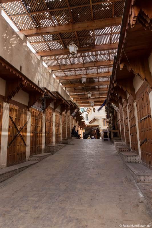 Läden in der Altstadt von Fes