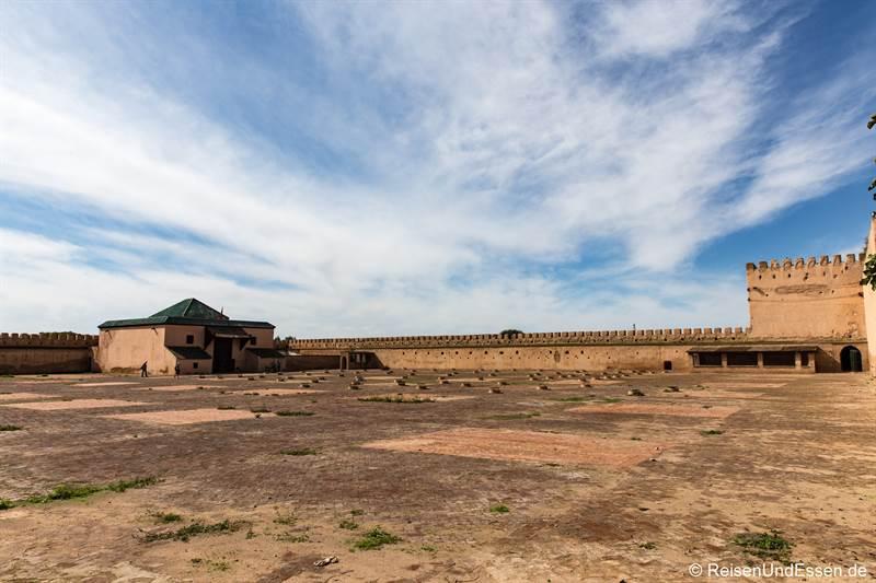 Ehemaliges Gefängnis in Meknes