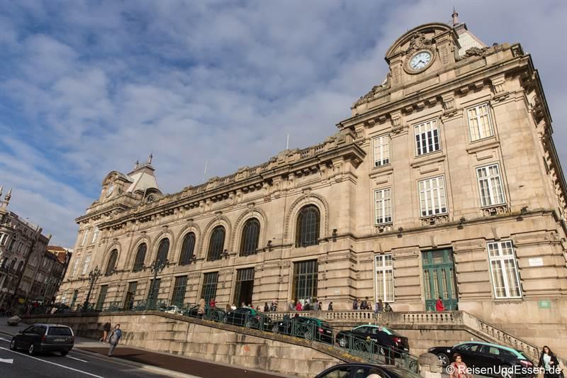 Bahnhof Sao Bento in Porto - Sehenswürdigkeiten in Porto