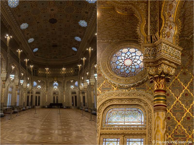 Ballsaal im Palácio da Bolsa