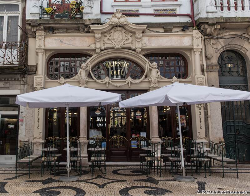 Cafe Majestic in Porto