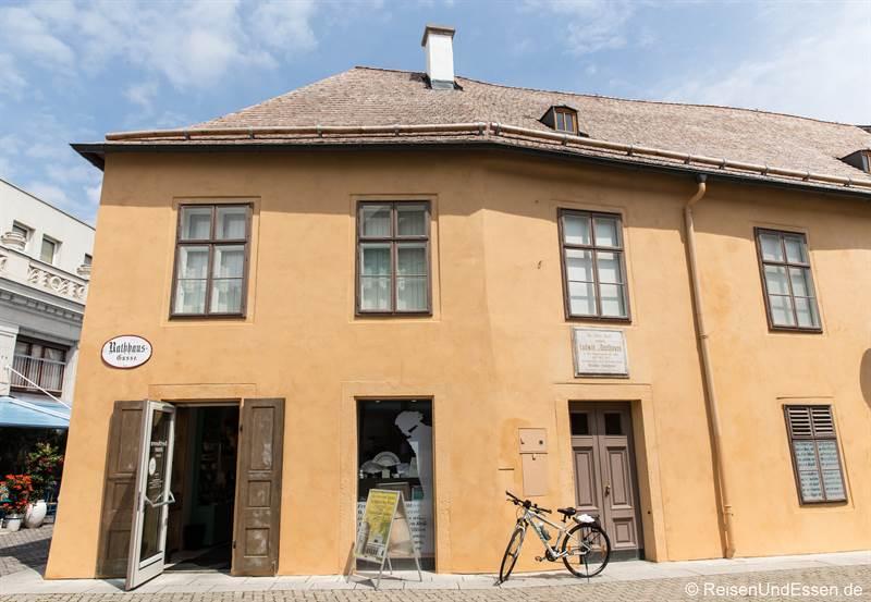 Beethovenhaus in Baden bei Wien