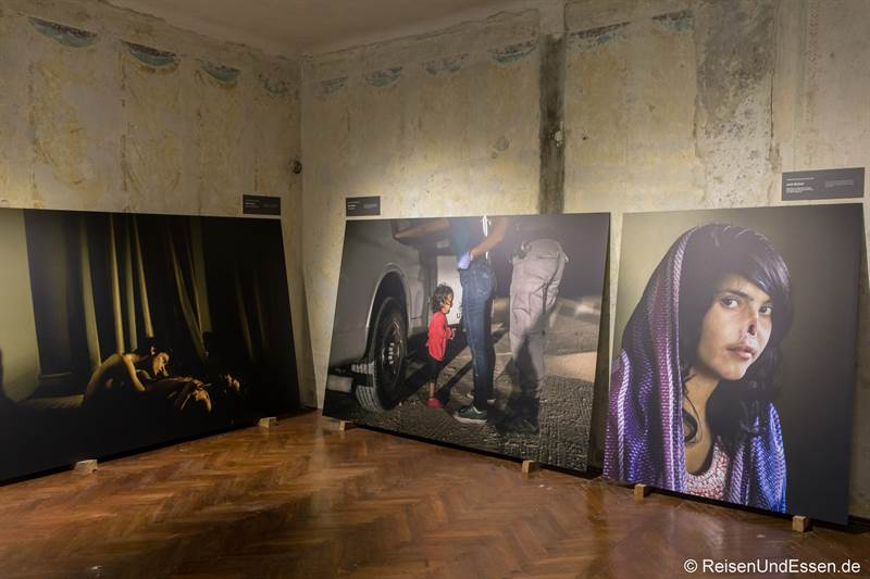 Ausstellung World Press Photo Foundation in Baden bei Wien