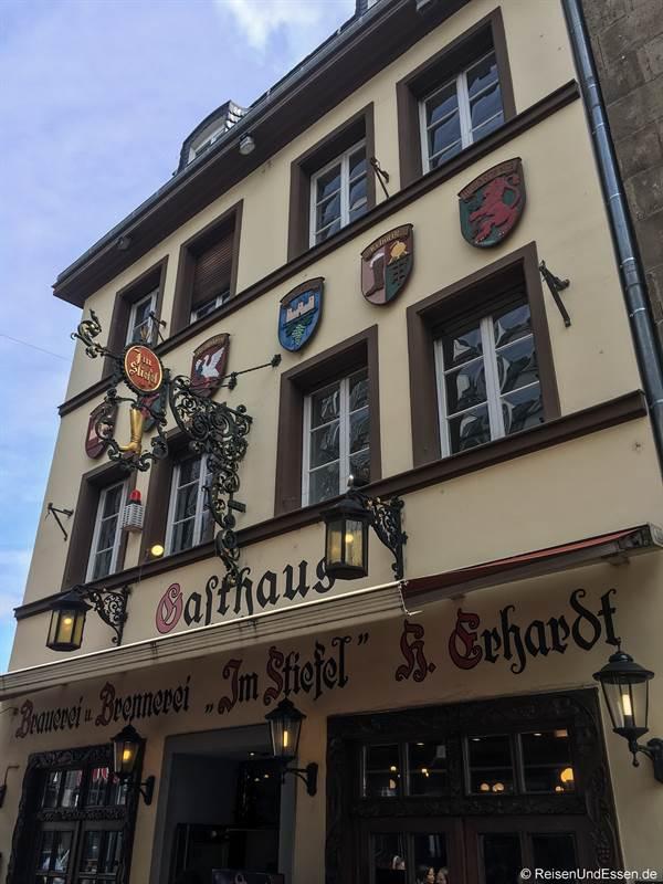 Gasthaus Im Stiefel in Bonn