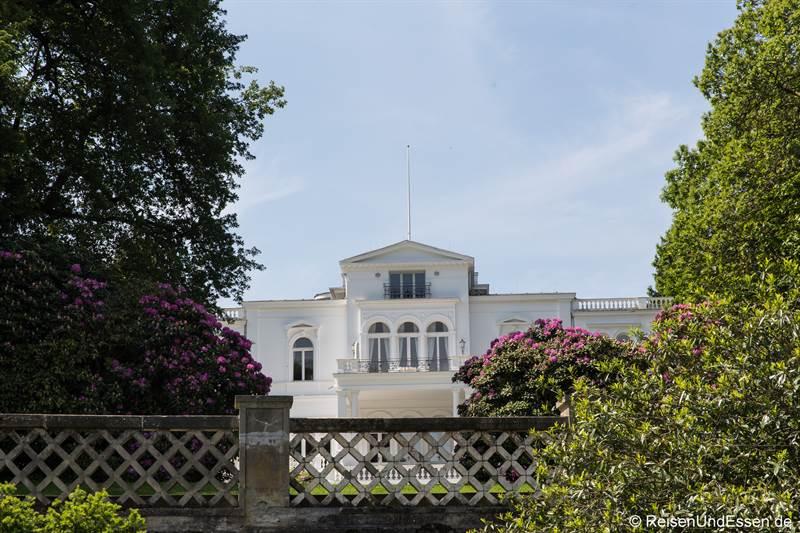 Villa Hammerschmidt in Bonn