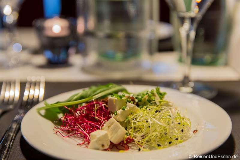 Salat zum Barbecue im Maritim Hotel Bonn
