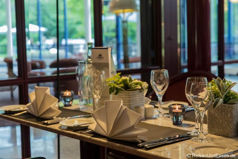 Restaurant Brasserie im Maritim Hotel Bonn