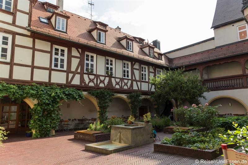 Behringerhof in Ansbach