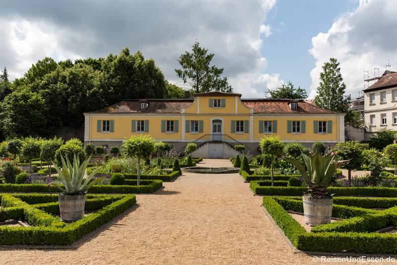 Hofgarten in Ansbach