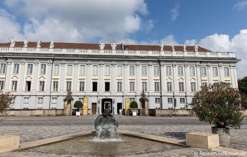 Residenz in Ansbach - Sehenswürdigkeiten in Ansbach