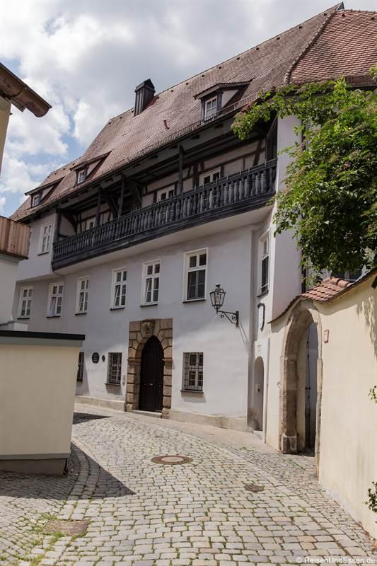 Haus in der Schaitbergstrasse