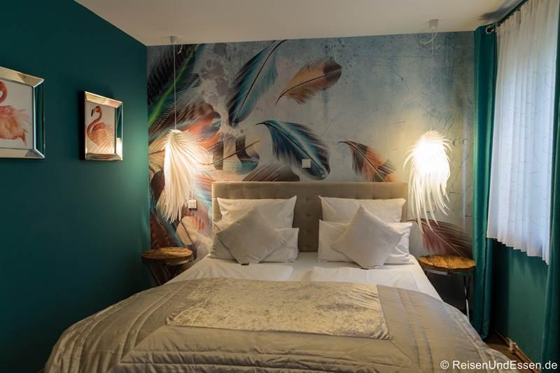 Zimmer im Hotel Schwarzer Bock in Ansbach