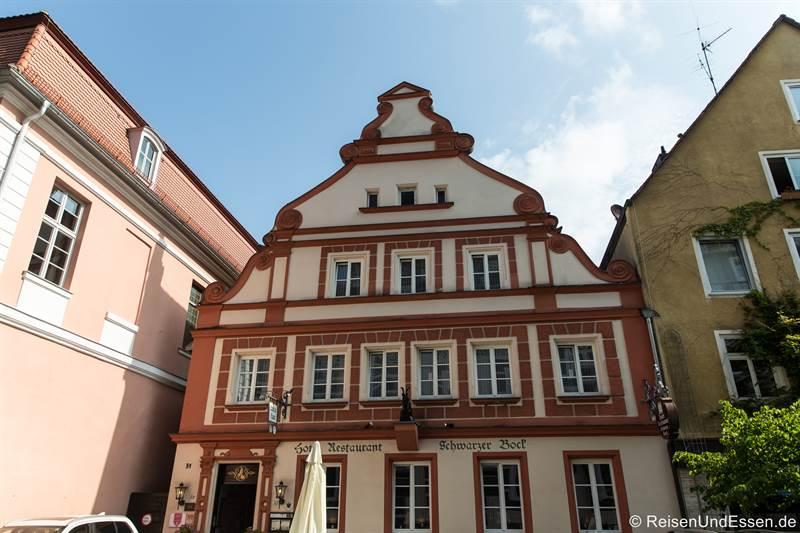 Hotel und Restaurant Schwarzer Bock in Ansbach