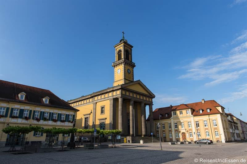St. Ludwig Kirche in Ansbach