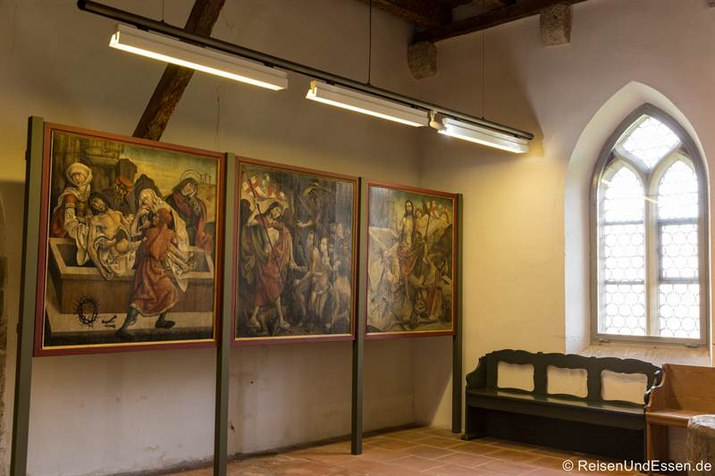 Rothenburger Passion im Rothenburg Museum