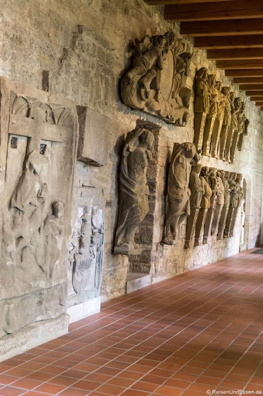 Kreuzgang im Rothenburg Museum - Tipps für Rothenburg