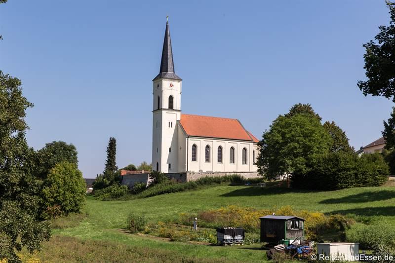 Kirche in Kirchanhausen im Altmühltal