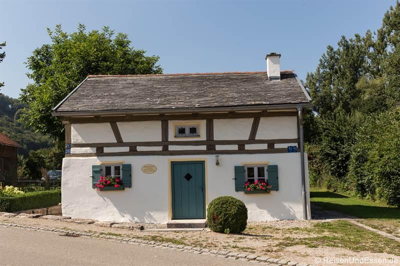 Hirtenhaus in Unteremmendorf im Altmühltal