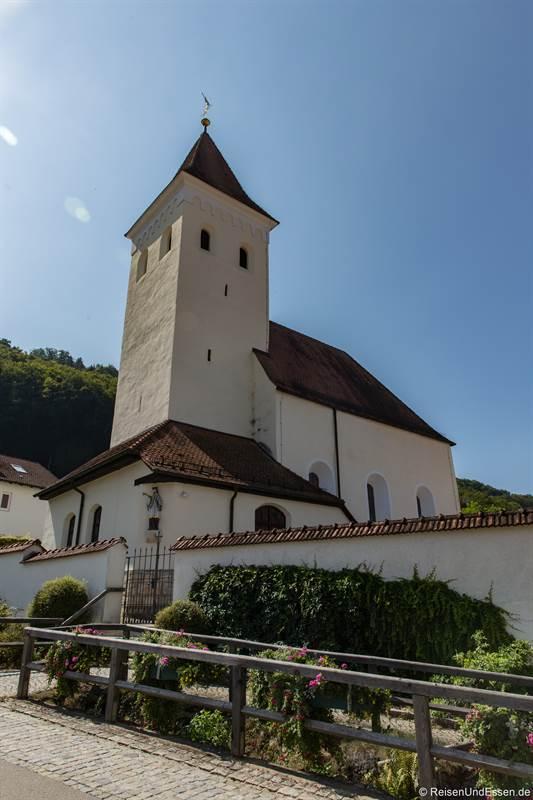 Kirche in Unteremmendorf im Altmühltal