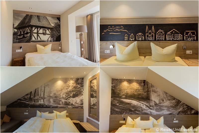 Zimmer im Hotel die Gams in Beilngries