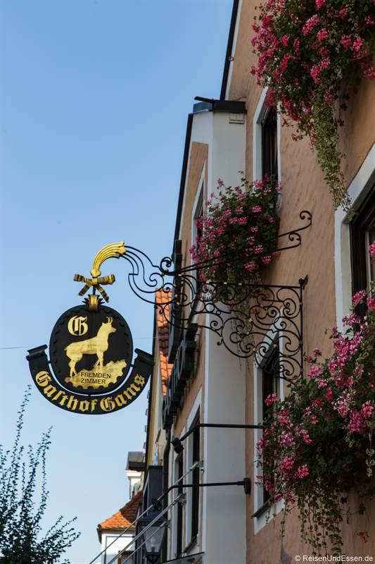 Hotel und Gasthof Die Gams in Beilngries