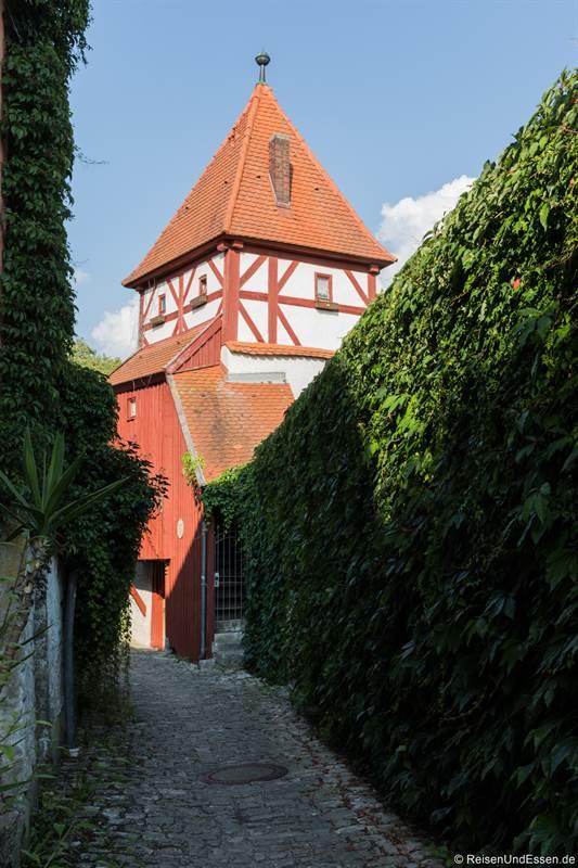 Flurerturm in Beilngries im Altmühltal