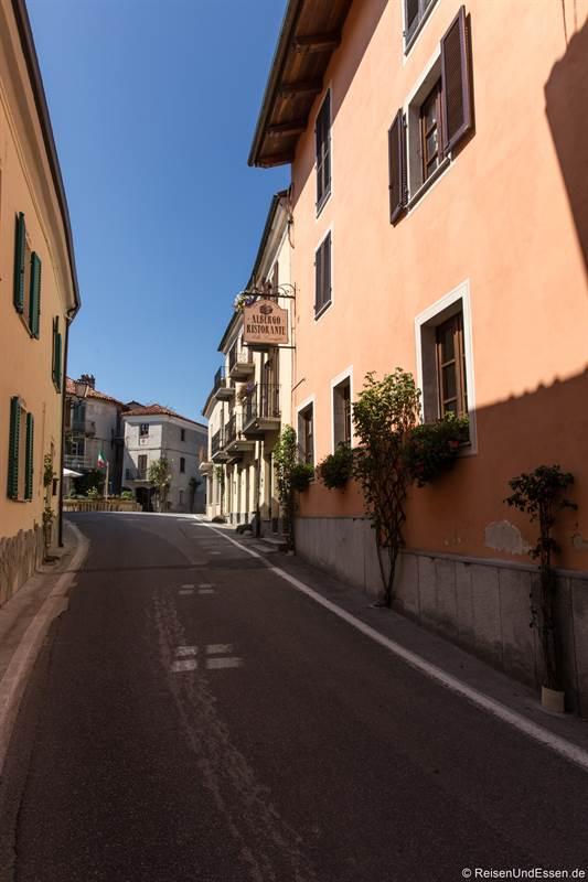 Restaurant Alte Langhe in Bossolasco im Piemont