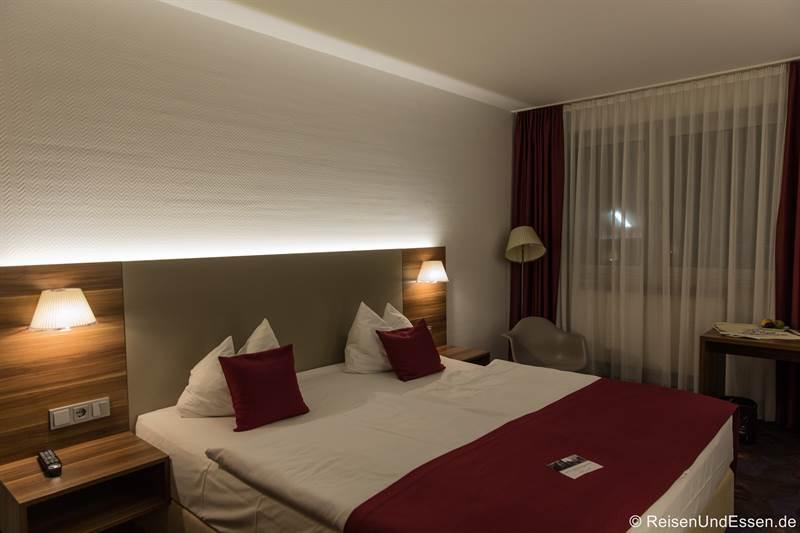Superior-Zimmer im Mercure Hotel Regensburg
