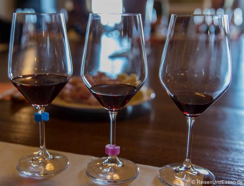 Weinprobe in La Morra beim Weingut Marcarini
