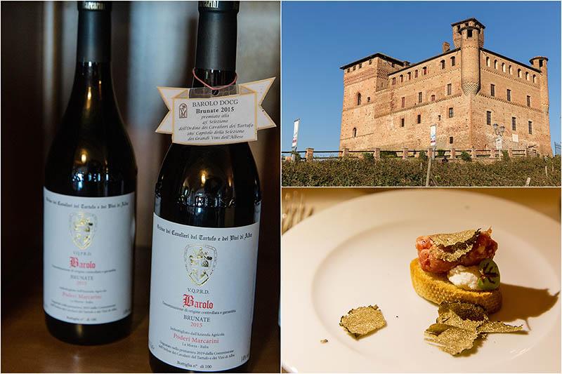 Piemont Wein Kulinarik Kultur