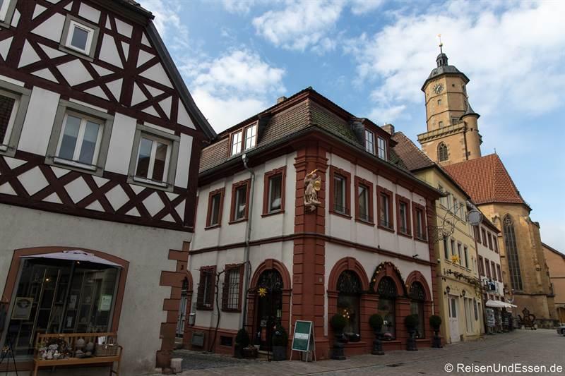 Hauptstrasse in Volkach