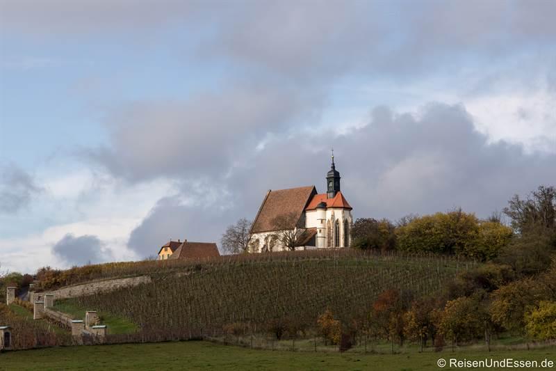 Wallfahrtskirche Maria im Weingarten in Volkach