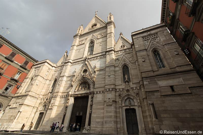 Duomo - Sehenswürdigkeiten in Neapel